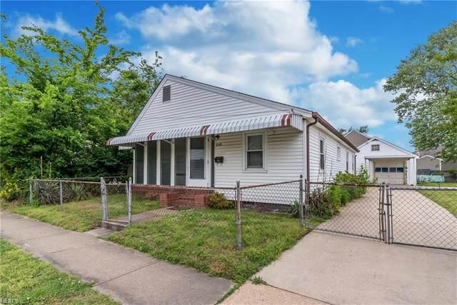 235 N Back River Rd, Hampton, VA 23669 (#10320075) :: Upscale Avenues Realty Group