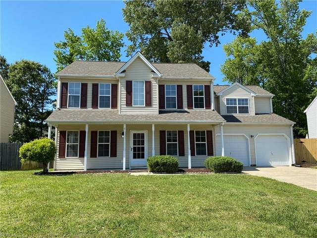 6 W Pinto Ct, Hampton, VA 23666 (#10320077) :: Upscale Avenues Realty Group