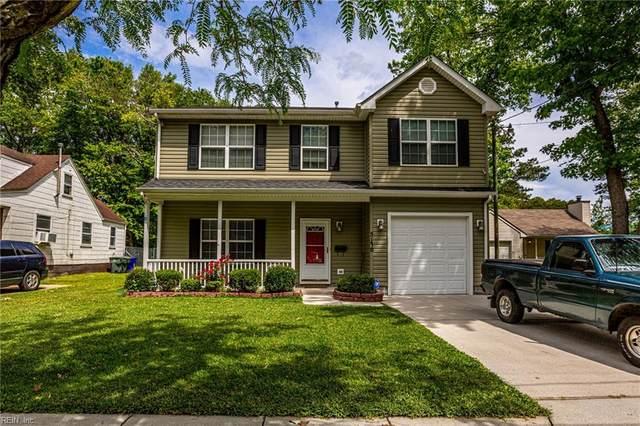 5130 Elmhurst Ave, Norfolk, VA 23513 (#10320103) :: AMW Real Estate