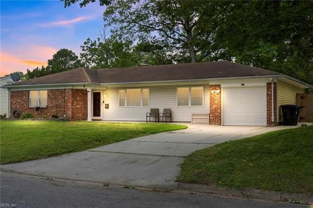 4141 Mill Stream Rd, Virginia Beach, VA 23452 (MLS #10320119) :: Chantel Ray Real Estate