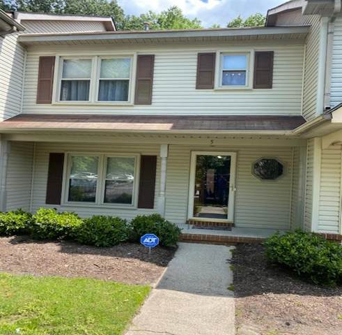 5 Hard Wood Dr, Hampton, VA 23666 (#10320163) :: Upscale Avenues Realty Group