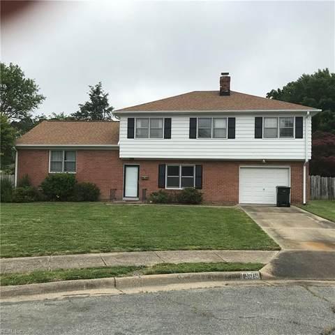 436 Elizabeth Lake Dr, Hampton, VA 23669 (#10320172) :: Abbitt Realty Co.