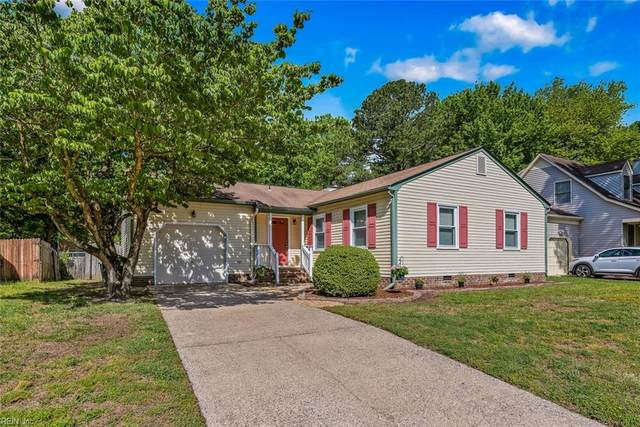 13 Steeplechase Loop, Hampton, VA 23666 (#10320244) :: Atlantic Sotheby's International Realty
