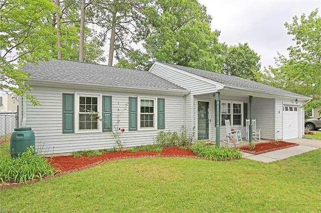 6 Sunny Meade Cv, Hampton, VA 23666 (#10320265) :: Upscale Avenues Realty Group