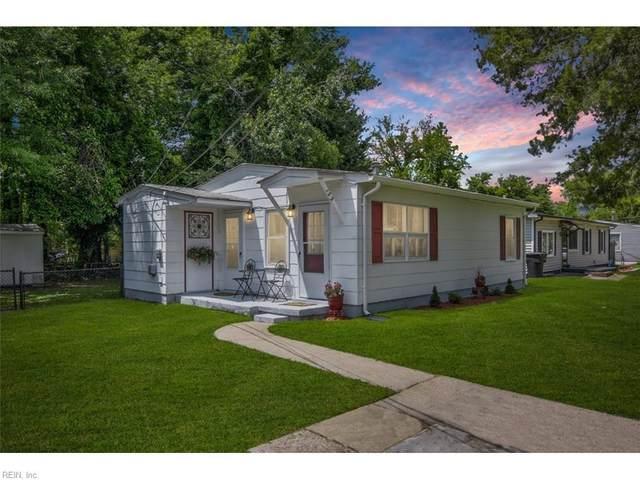 122 Allard Rd, Portsmouth, VA 23701 (MLS #10320272) :: Chantel Ray Real Estate
