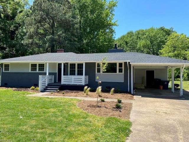 221 Woodland Rd, Hampton, VA 23669 (MLS #10320282) :: AtCoastal Realty