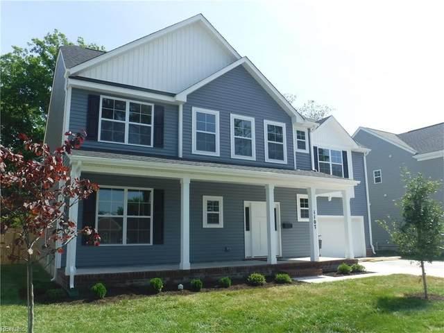 1107 E Leicester Ave, Norfolk, VA 23503 (#10320374) :: The Kris Weaver Real Estate Team