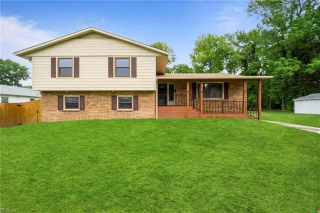 232 Woodland Rd, Hampton, VA 23669 (MLS #10320401) :: Chantel Ray Real Estate