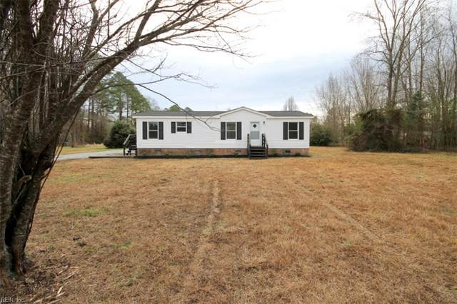 11521 Tucker Swamp Rd, Southampton County, VA 23898 (#10320434) :: Upscale Avenues Realty Group