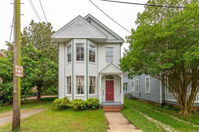 203 N Mason St, Isle of Wight County, VA 23430 (MLS #10320447) :: AtCoastal Realty