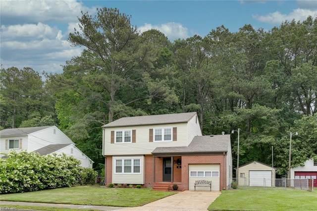 205 Prince George Dr, Hampton, VA 23669 (#10320513) :: Upscale Avenues Realty Group