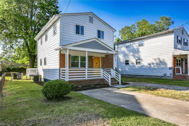 1283 Old Buckroe Rd, Hampton, VA 23663 (#10320526) :: AMW Real Estate
