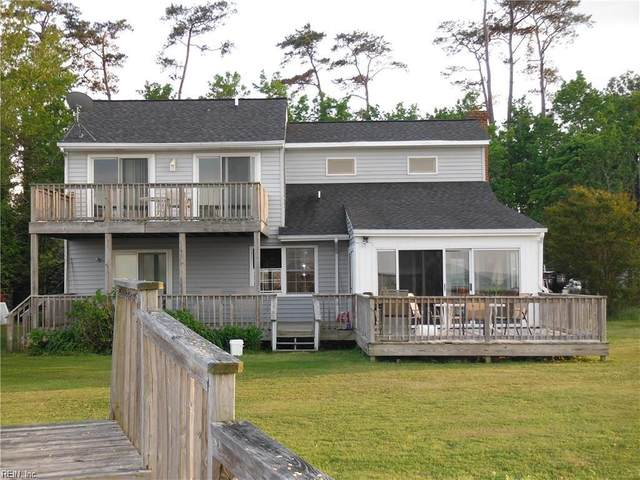 192 Beach Rd, Poquoson, VA 23662 (#10320576) :: Tom Milan Team