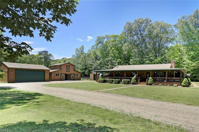6448 Country Acres Trl, Gloucester County, VA 23061 (#10320603) :: Abbitt Realty Co.