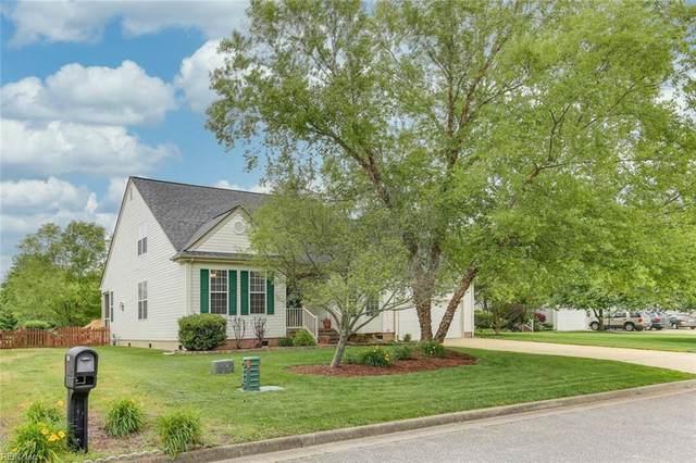 105 Terrance Cir, York County, VA 23693 (#10320667) :: Abbitt Realty Co.