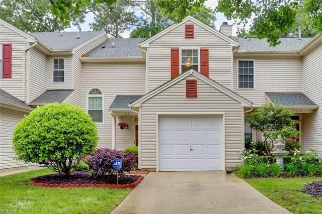 1213 Mill Pond Ct, Newport News, VA 23602 (#10320684) :: Austin James Realty LLC