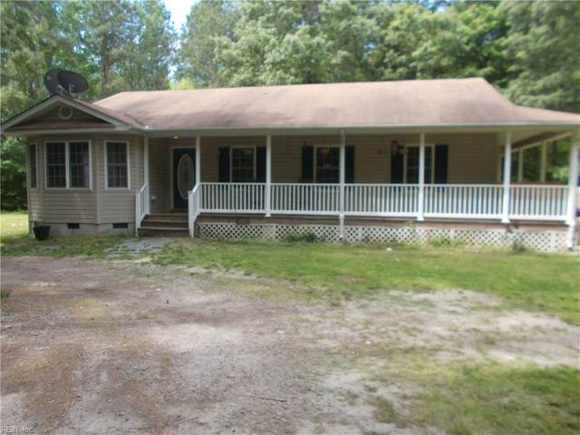 12541 Mount Olive Cohoke Rd, King William County, VA 23181 (MLS #10320776) :: Chantel Ray Real Estate