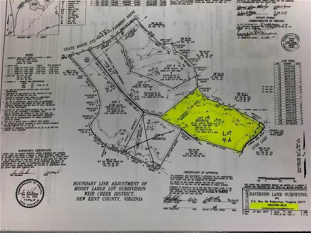 LOT 4 Farmers Dr, New Kent County, VA 23011 (#10320794) :: Berkshire Hathaway HomeServices Towne Realty