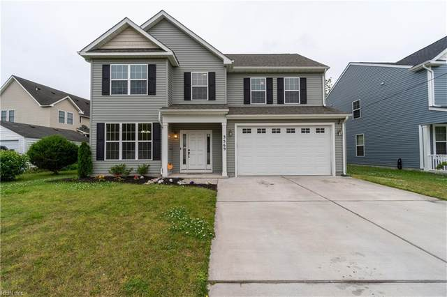 3569 Buckingham St, Norfolk, VA 23513 (#10320825) :: Kristie Weaver, REALTOR