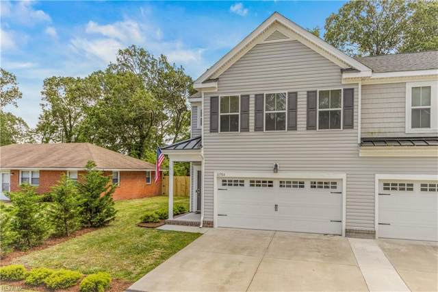 1175 Gunn Hall Dr B, Virginia Beach, VA 23454 (#10320837) :: Rocket Real Estate