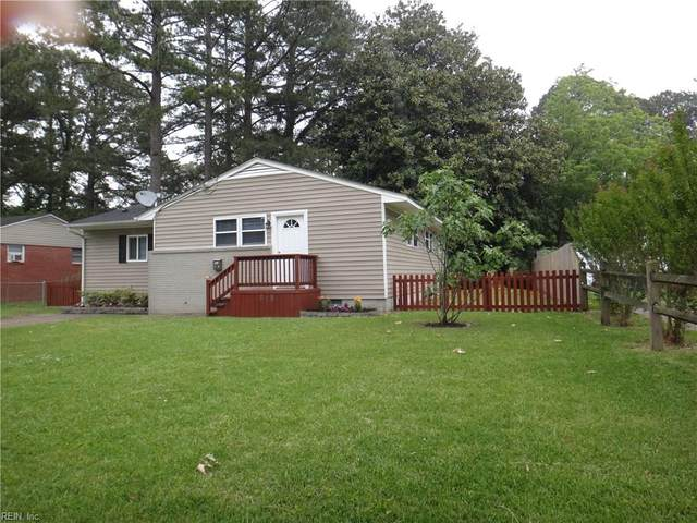 519 Mclean St, Portsmouth, VA 23701 (MLS #10320887) :: Chantel Ray Real Estate