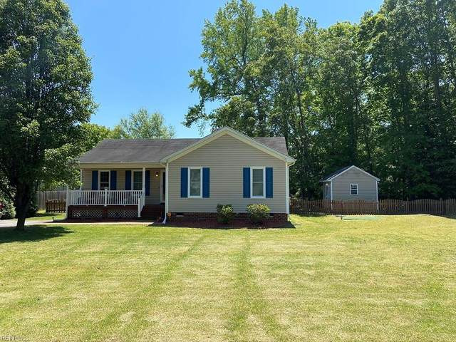 127 Pollard Pl, King William County, VA 23009 (MLS #10320902) :: Chantel Ray Real Estate