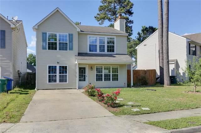 333 Pear Ridge Cir, Newport News, VA 23602 (#10320931) :: Atkinson Realty