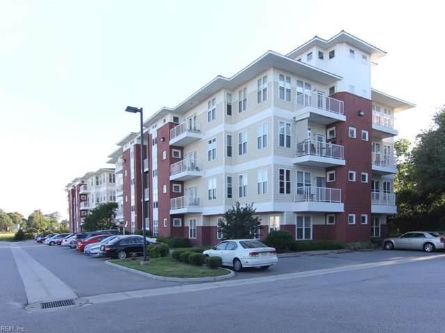 2211 Pretty Lake Ave #104, Norfolk, VA 23518 (MLS #10320976) :: Chantel Ray Real Estate