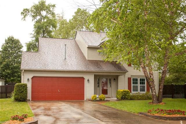 13 Tabatha Cir, Hampton, VA 23666 (#10320999) :: Upscale Avenues Realty Group