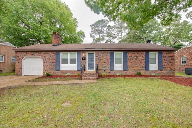 111 Caldroney Dr, Newport News, VA 23602 (#10321037) :: Austin James Realty LLC