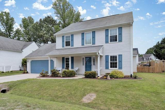 4024 Oakwood Dr, James City County, VA 23188 (#10321066) :: Atkinson Realty