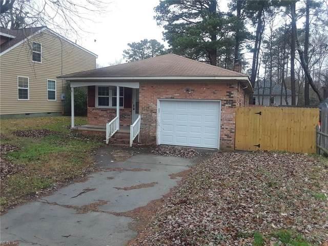 718 Osborn Ave, Chesapeake, VA 23325 (#10321071) :: Kristie Weaver, REALTOR