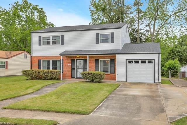 110 Greenwell Dr, Hampton, VA 23666 (#10321127) :: Upscale Avenues Realty Group