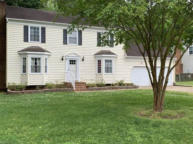 125 Bailey Dr, York County, VA 23692 (#10321129) :: RE/MAX Central Realty