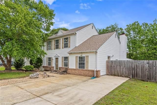 7288 Abraham Ct, Newport News, VA 23605 (MLS #10321154) :: Chantel Ray Real Estate