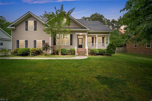 1002 Tulip Dr, Chesapeake, VA 23322 (MLS #10321177) :: Chantel Ray Real Estate