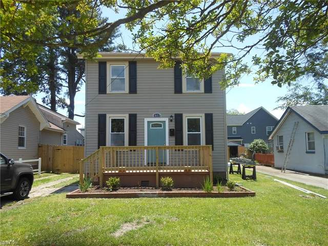 1817 Pope Ave, Norfolk, VA 23509 (#10321285) :: Atlantic Sotheby's International Realty