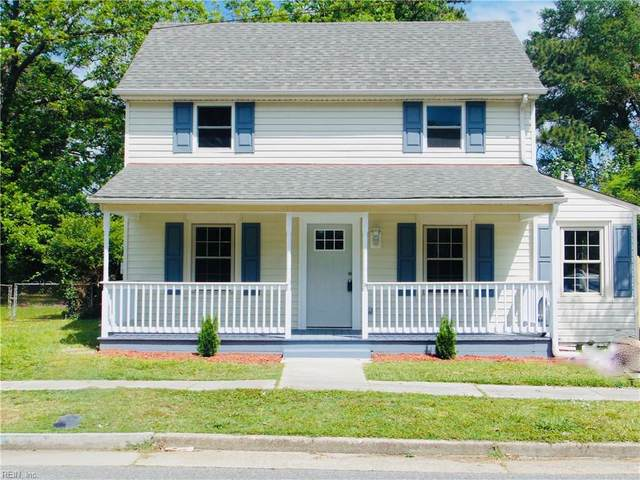 9 Aylwin Rd, Portsmouth, VA 23702 (#10321290) :: The Kris Weaver Real Estate Team