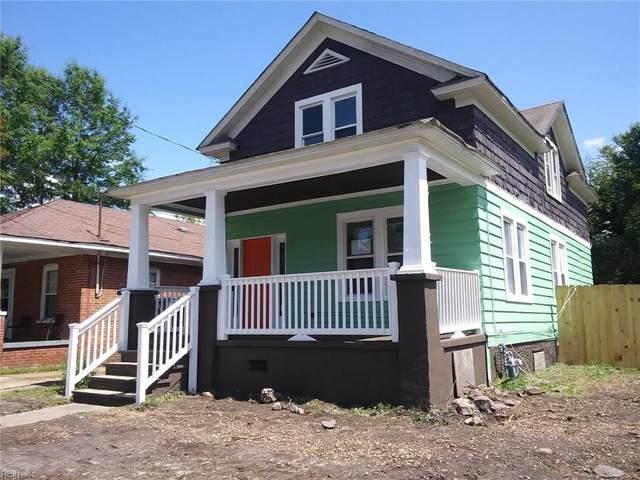 740 31st St, Newport News, VA 23607 (#10321335) :: Rocket Real Estate