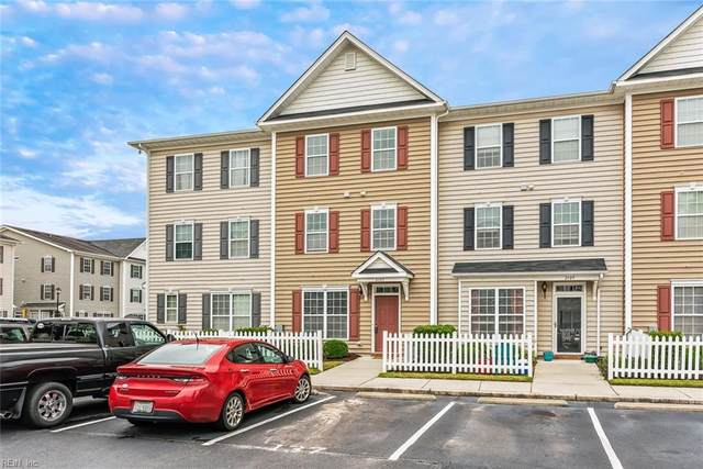 2105 Gentry St, Suffolk, VA 23435 (#10321336) :: RE/MAX Central Realty