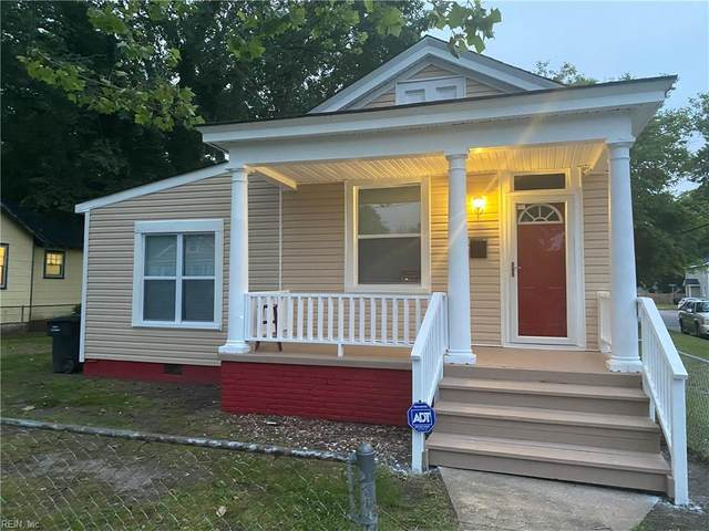1500 Charleston Ave, Portsmouth, VA 23704 (MLS #10321350) :: Chantel Ray Real Estate