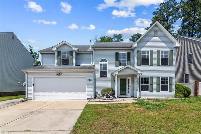 122 Boxley Blvd, Newport News, VA 23602 (MLS #10321363) :: AtCoastal Realty