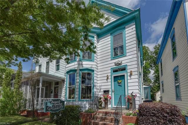 324 Main St, Isle of Wight County, VA 23430 (MLS #10321369) :: Chantel Ray Real Estate