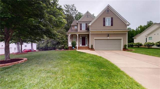 202 Londonderry Ln, York County, VA 23188 (#10321390) :: Austin James Realty LLC