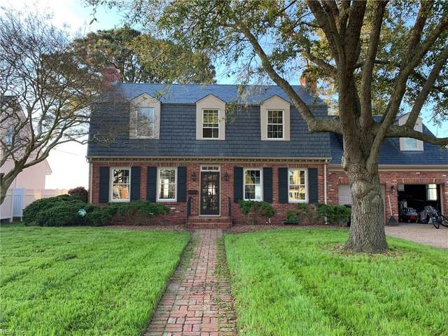 4014 Chesapeake Ave, Hampton, VA 23669 (#10321427) :: Abbitt Realty Co.