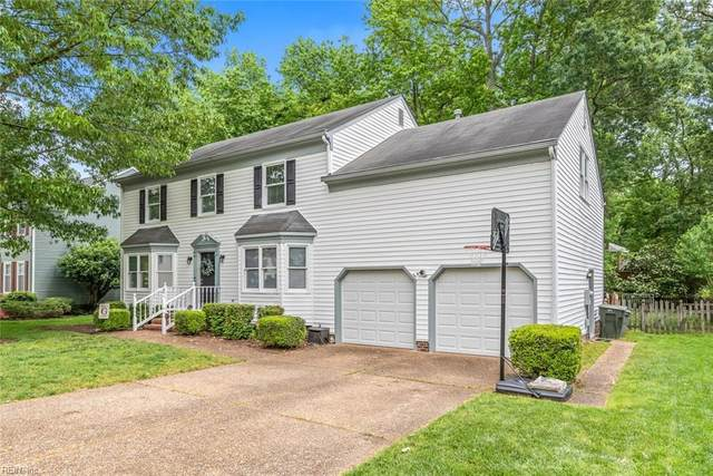 8 Riding Path, Hampton, VA 23669 (#10321442) :: AMW Real Estate