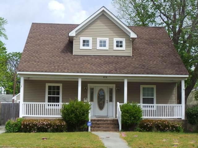 404 Glendale Ave, Norfolk, VA 23505 (MLS #10321444) :: Chantel Ray Real Estate
