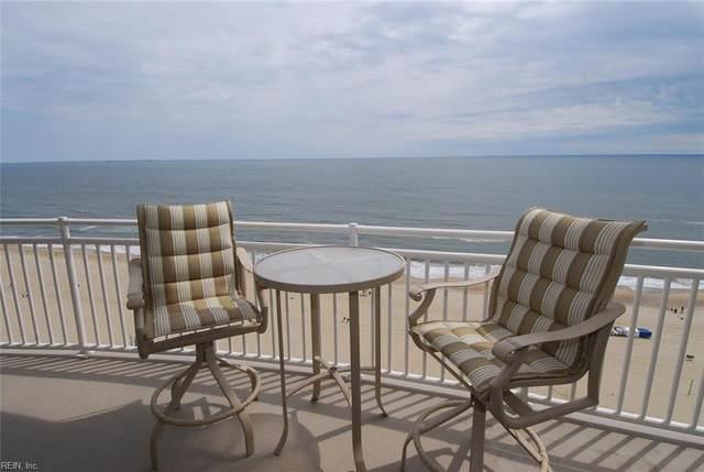 921 Atlantic Ave #1401, Virginia Beach, VA 23451 (MLS #10321458) :: AtCoastal Realty