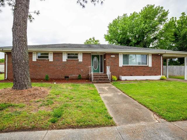 2702 Arcadia Ave, Portsmouth, VA 23704 (#10321464) :: Tom Milan Team