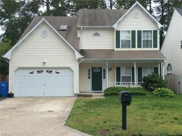 707 Gulfwind Rd, Chesapeake, VA 23320 (#10321476) :: Berkshire Hathaway HomeServices Towne Realty